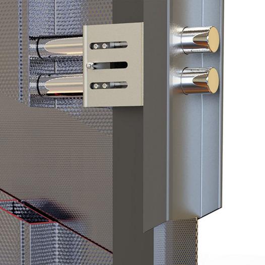 Puertas de seguridad inn solutions seguridad y eficiencia Puertas de seguridad