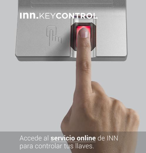 inn keycontrol accede al servicio online para controlar tus llaves