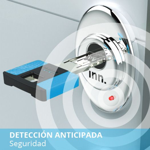 deteccion anticipada del robo