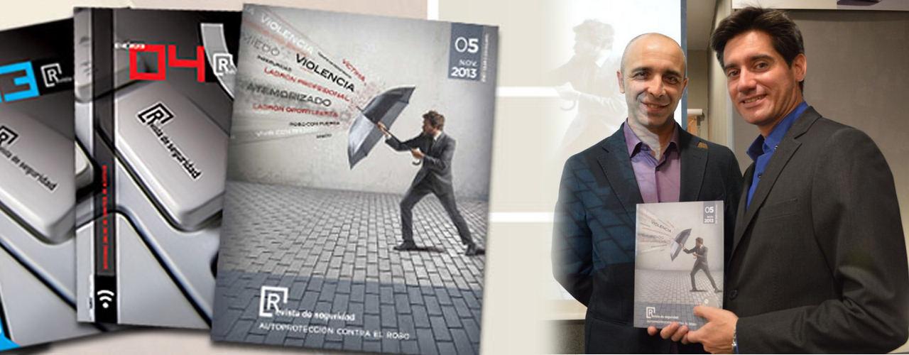 Presentación Revista de seguridad Nº5. Autoprotección contra el robo