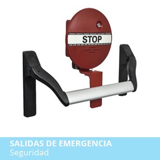 salidas de emergencia inn