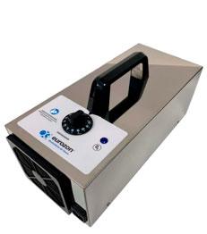 Generador de ozono de uso profesional