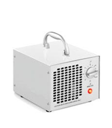 Generador de ozono sin seguridad química