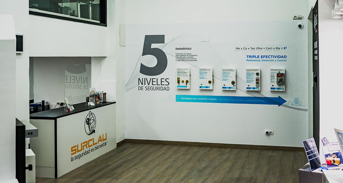 Nueva tienda INN Surclau